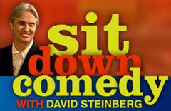 Sit Down  Comedy With David Steinberg