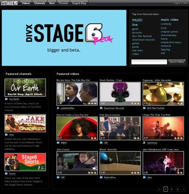 Stage6 Screenshot