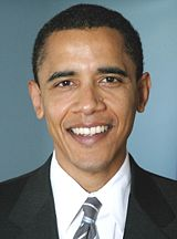 Barrack Obama For President!