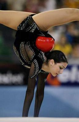 Alexandra Orlando Spread Legs