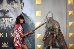 "LOS ANGELES - MAY 8:  Aisha Tyler at the ""King Arthur Legend of"