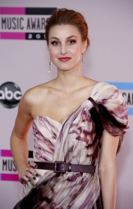 Whitney Port at the 2010 American Music Awards held at the Nokia